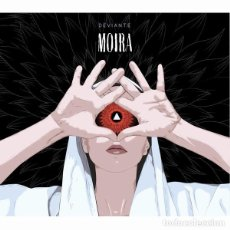 CDs de Música: DEVIANTE MOIRA (CD) . POST ROCK. Lote 254533400