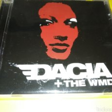 CDs de Música: DACIA + THE WMD ( CD NUEVO PRECINTADO 2006 ). Lote 254533485