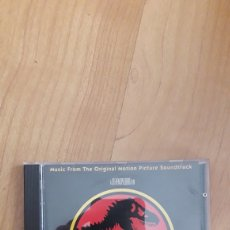 CDs de Música: BSO JURASSIC PARK. PARQUE JURÁSICO. Lote 254545810