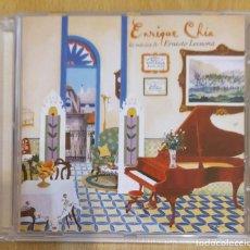 CDs de Música: ENRIQUE CHIA (LA MUSICA DE ERNESTO LECUONA) 2 CD'S 2001 EDICIÓN USA. Lote 254554820