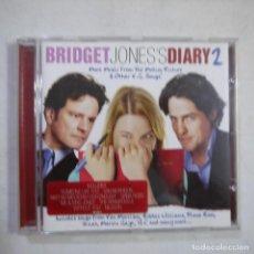CDs de Música: BSO BRIDGET JONES'S DIARY 2 / EL DIARIO DE BRIDGET JONES 2 - CD. Lote 254559540