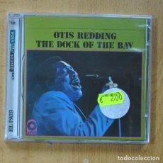 CDs de Música: OTIS REDDING - THE DOCK OF THE BAY - CD. Lote 254573300