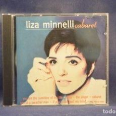 CDs de Música: LIZA MINNELLI - CABARET - CD. Lote 254580610