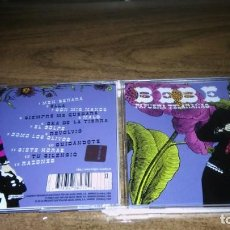 CDs de Música: BEBE - PAFUERA TELARAÑAS. Lote 254595490