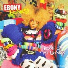 CDs de Música: CD EBONY BONES! - BONE OF MY BONES - SUNDAY BEST RECORDINGS - BELGIUM(EX++/EX++). Lote 254597065