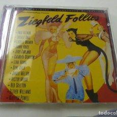 CDs de Música: VARIOS. ZIEGFELD FOLLIES. CD. TURNER MUSIC. 1995 - C 6.. Lote 254609730