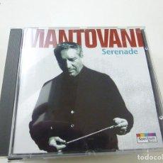 CDs de Música: MANTOVANI - SERENADE - CD - C 6. Lote 254610570