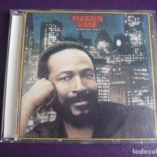CDs de Música: MARVIN GAYE – MIDNIGHT LOVE - CD CBS - FUNK SOUL CLASICO - SIN APENAS USO. Lote 254611440