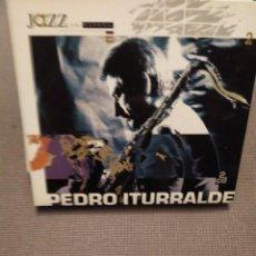 CDs de Música: PEDRO ITURRALDE JAZZ EN ESPAÑA 2 CD RTVE 2005 - HORACIO FUMERO,PEER WYBORIS,DONNA HIGHTOWER. Lote 254611945
