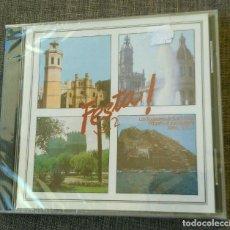 CD di Musica: CD FESTA! VOL. 2 - 1990 - DIAL - EL FALLERO - XIMO - BANDA MUNICIPAL DE VALENCIA - NUEVO !!!!*. Lote 254635975