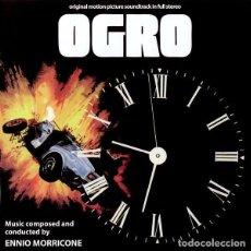 CDs de Música: OGRO / ENNIO MORRICONE CD BSO - DIGITMOVIES. Lote 254645640