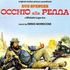 CDs de Música: OCCHIO ALLA PENNA / ENNIO MORRICONE CD BSO - DIGITMOVIES. Lote 254645780