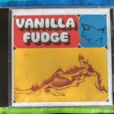 CDs de Música: VANILLA FUDGE - VANILLA FUDGE CD NUEVO Y PRECINTADO - ROCK PSICODÉLICO ACID ROCK HARD ROCK. Lote 254647460
