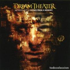 CDs de Música: DREAM THEATER - METROPOLIS PT. 2: SCENES FROM A MEMORY CD 1999 PRIMERA EDICION EUROPEA. Lote 254650895