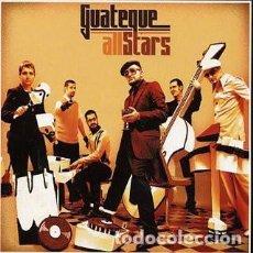 CDs de Música: GUATEQUE ALL STARS – GUATEQUE ALL STARS CD-DIGIPACK 1999 ZONA BRUTA HIP HOP. Lote 254665985