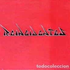 CDs de Música: REINCIDENTES - REINCIDENTES CD 1992 PRIMERA EDICION DISCOS SUICIDAS - PUNK ROCK. Lote 254666420