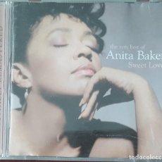 CDs de Música: CD / ANITA BAKER - SWEET LOVE - THE VERY BEST, 2002. Lote 254669020