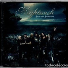 CDs de Música: CD NIGHTWISH STORYTIME, STORYTIME NUEVO PRECINTADO. Lote 254681335