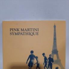 CDs de Música: CD5769 PINK MARTINI SYMPATHIQUE CD SEGUNDA MANO. Lote 254689800