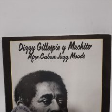 CDs de Música: CD5773 DIZZY GILLESPIE Y MACHITO CD SEGUNDA MANO. Lote 254690645