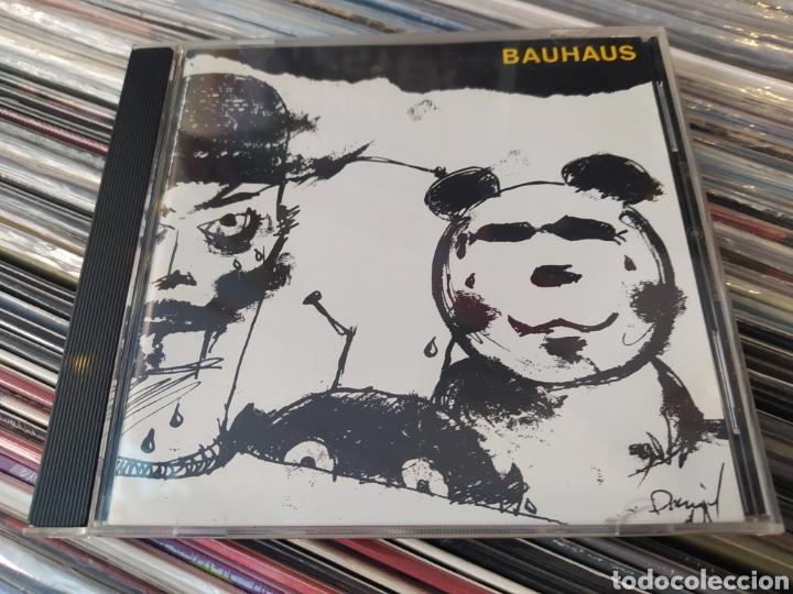 BAUHAUS. MASK. CD. BUEN ESTADO. (Música - CD's Rock)