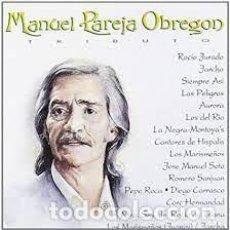 CDs de Música: MANUEL PAREJA OBREGON - TRIBUTO. Lote 254749640