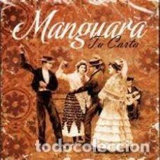CDs de Música: MANGUARA - TU CARTA. Lote 254750240