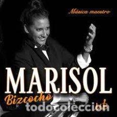 CDs de Música: MARISOL BIZCOCHO - MÚSICA MAESTRO. Lote 254750830