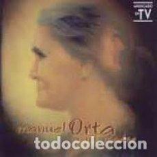 CDs de Música: MANUEL ORTA - A MI MADRE. Lote 254753620