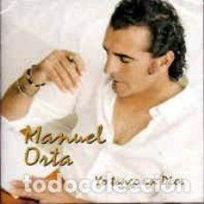 CDs de Música: MANUEL ORTA - YO TENGO UN DIOS. Lote 254753855