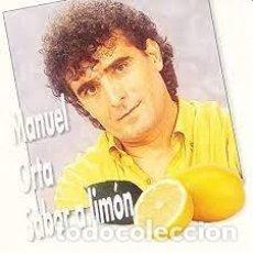 CDs de Música: MANUEL ORTA - SABOR A LIMÓN. Lote 254754040