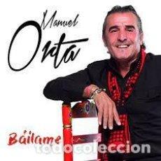 CDs de Música: MANUEL ORTA - BAILAME. Lote 254754490