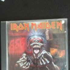 CDs de Música: IRON MAIDEN _ A REAL LIVE ONE _. Lote 254779080