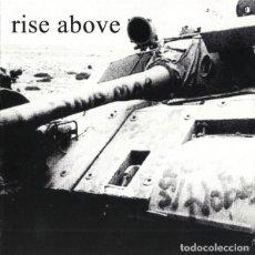 CDs de Música: RISE ABOVE - I LOVE TO RELAX - CD MINI ALBUM. Lote 254792850