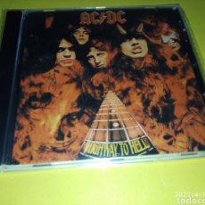 CDs de Música: AC// DC ( CD NUEVO PRECINTADO ) HIGHWAY TO HELL 1979. Lote 254798635