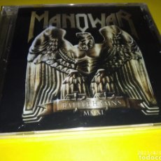 CDs de Música: MANOWAR ( CD NUEVO PRECINTADO ) BATTLE HYMNS MMXI. Lote 254799930