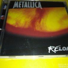 CDs de Música: METALLICA ( CD NUEVO PRECINTADO ) RELOAD. Lote 254800350