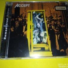 CDs de Música: ACCEPT ( CD NUEVO PRECINTADO ) I'M A REBEL. Lote 254801875