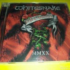 CDs de Música: WHITESNAKE ( CD NUEVO PRECINTADO ) ILOVE SONG MMXX 2020. Lote 254802585