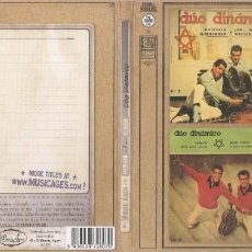 CD di Musica: DUO DINAMICO - MUSIC AGES VOL. 7 (CD DIGIPACK, MUSIC AGES 2007). Lote 254802620