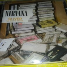 CDs de Música: NIRVANA ( CD NUEVO PRECINTADO ) SLIVER THE BEST OF THE BOX. Lote 254803110