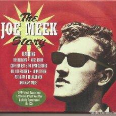 CDs de Música: THE JOE MEEK STORY - VARIOS (DOBLE CD, NOT NOW RECORDS2012). Lote 254804070