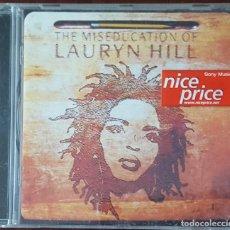 CDs de Música: CD / LAURYN HILL - THE MISEDUCATION OF LAURYN HILL, 1998. Lote 254806270