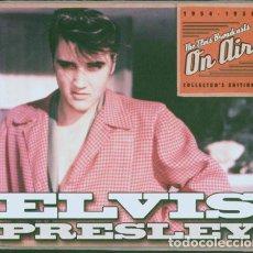 """CD di Musica: ELVIS PRESLEY: """"THE ELVIS BROADCASTS (ON AIR)"""". CD NUEVO PRECINTADO 2002. Lote 254813900"""