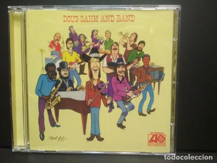 DOUG SAHM AND BAND DOUG SAM CD EUROPA 2008 PEPETO TOP (Música - CD's Rock)