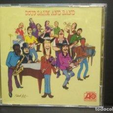 CDs de Música: DOUG SAHM AND BAND DOUG SAM CD EUROPA 2008 PEPETO TOP. Lote 254819385