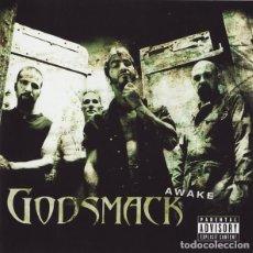 CDs de Música: GODSMACK - AWAKE. Lote 254821360
