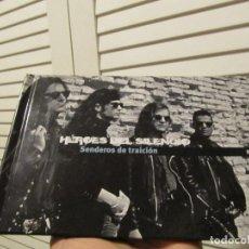 CDs de Música: HEROES DEL SILENCIO - SENDEROS DE TRAICION (CD+LIBRETO). Lote 254821955