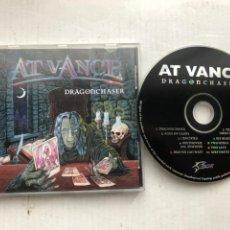 CDs de Música: AT VANCE DRAGONCHASER 2001 - CD MUSICA HEAVY KREATEN. Lote 254822310