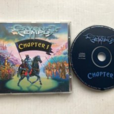 CDs de Música: CRYONIC TEMPLE CHAPTER 1 2002 US CD 056 - CD MUSICA HEAVY KREATEN. Lote 254823830